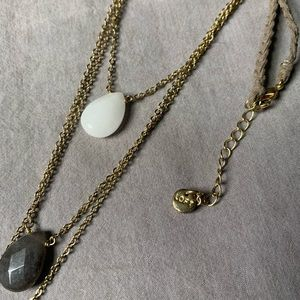 LOFT Layered Necklace